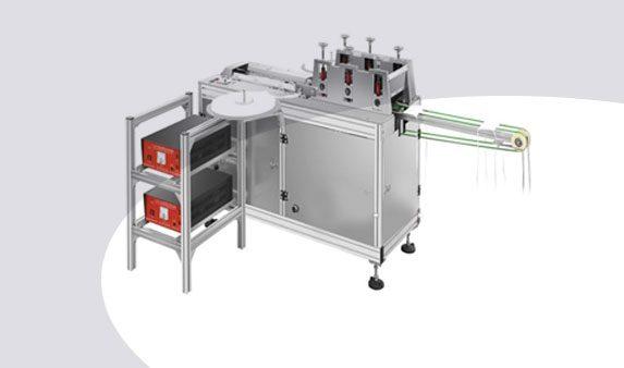 Non-woven T-shirt Bag Making Machine - KTL Textile Machines